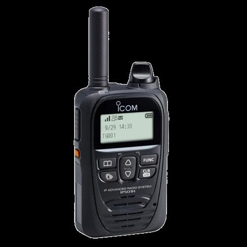 Icom IP501H Radio Professionelle LTE compacte et étanche