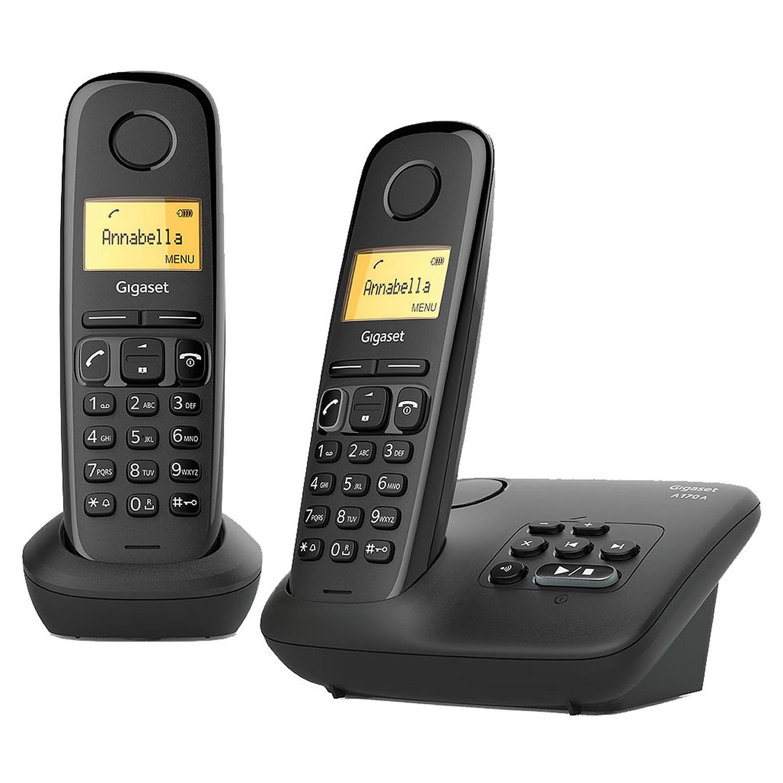 Téléphone DECT Duo/Trio