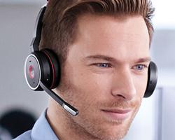 Draadloze Headset