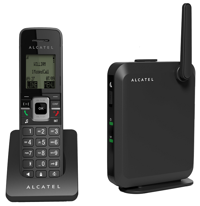 Draadloze IP (SIP)-telefoon
