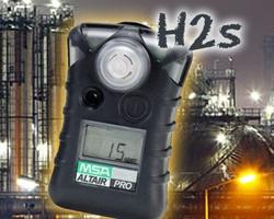 Draagbare gasdetector