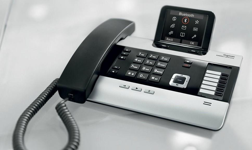 Telefoonsystemen
