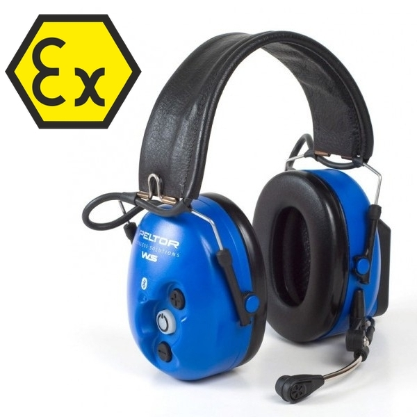 Casques communicants Atex