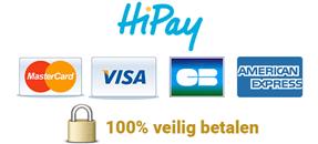 Betaling per creditcard