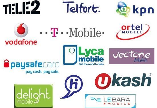opérateurs mobiles