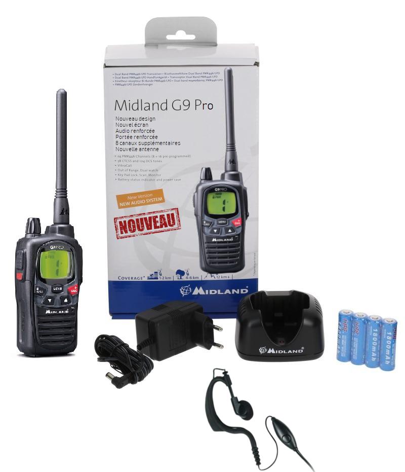 Midland G9 pro 2019